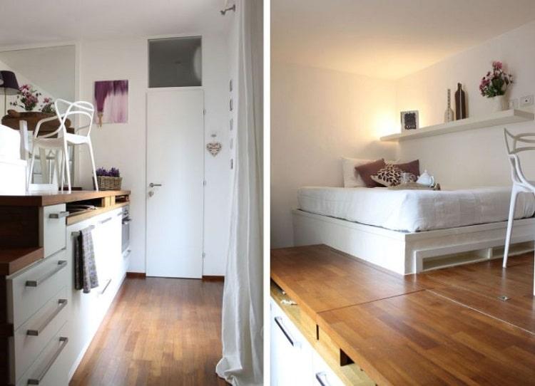 Apartemen Moabit oleh Spamroom dan John Paul Coss