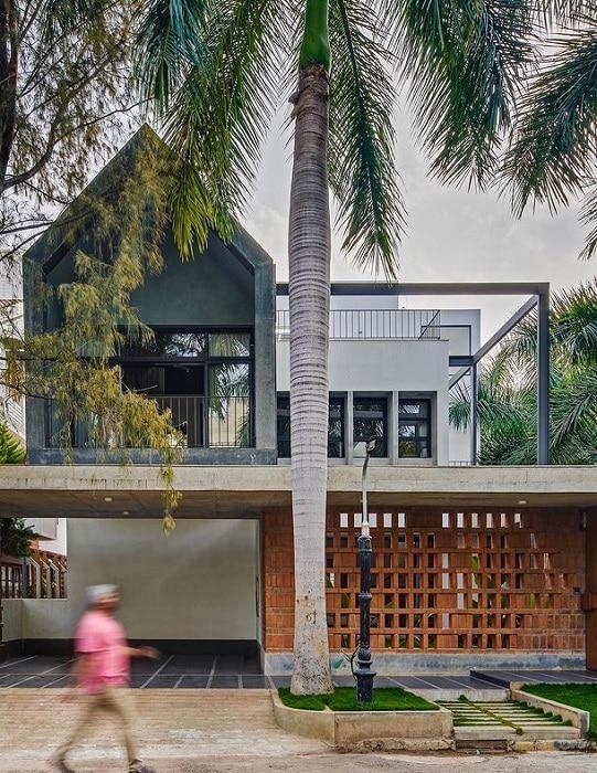 Rumah Minimalis Tropis. Tangerang
