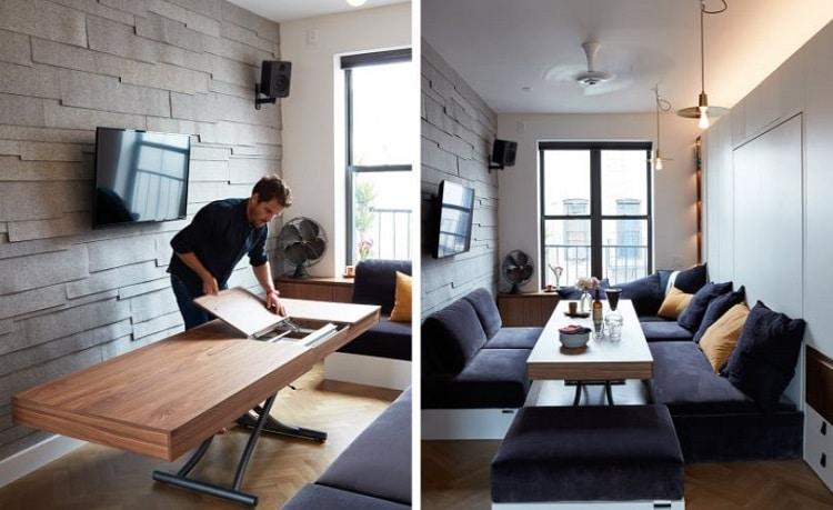design Apartemen Studio LifeEdited oleh Graham Hill