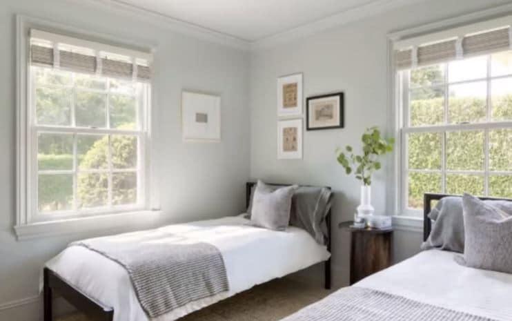 warna cat abu cocok untuk semua ruangan