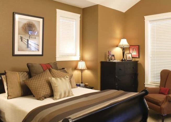 warna cat kamar tidur yang sejuk