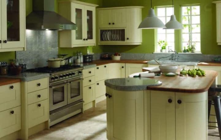 warna cat rumah olive