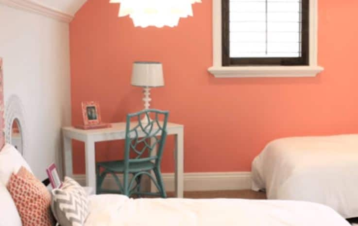 warna cat rumah terracota